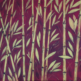 Cañas de Bambú Dorado / VENDIDO