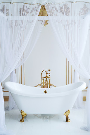Hard talk in a warm bath