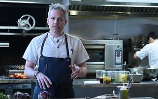 Radicchio - chef Jonathan Gushue