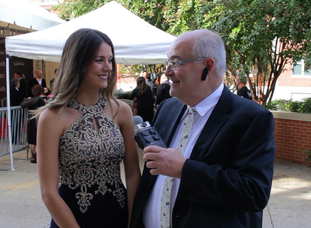 RJSM's Michael Tamburello Interviews Masey McLain at the 48th Dove Awards