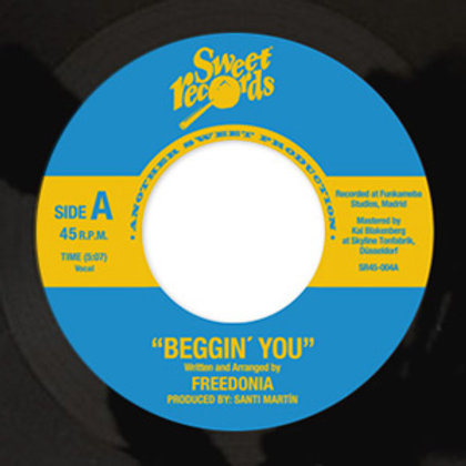 "SR45-004 Freedonia ""Begging You"""