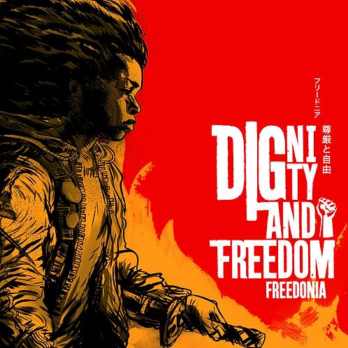 "SRLP-002 Freedonia ""Dignity & Freedom"""