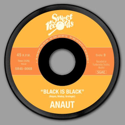 "SR45-006 Anaut ""Black Is Black"""