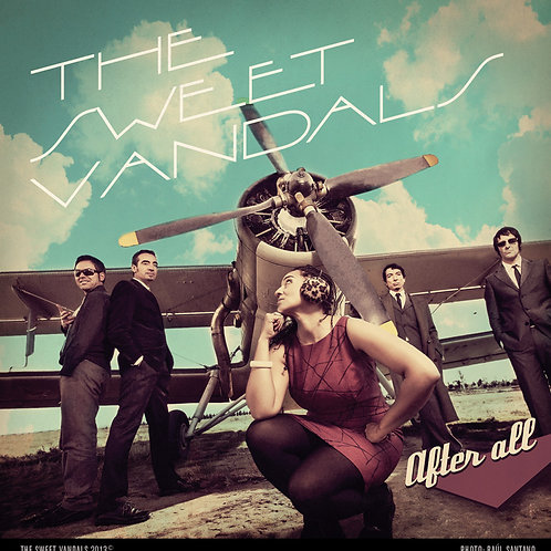 "SRCD-001 The Sweet Vandals ""After All"""