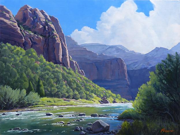 Virgin River Country