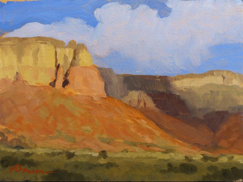 Cliffs of Kitchen Mesa