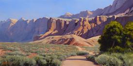Into Paria Canyon