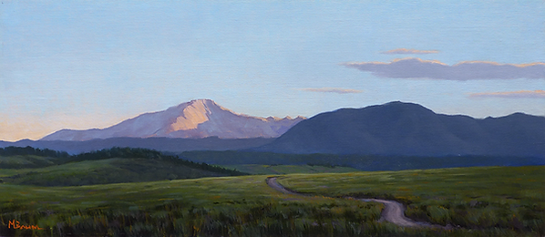 Last Light on Pikes Peak, revised May 20