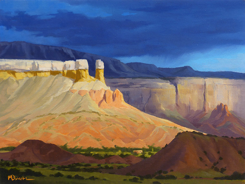 Shining Cliffs