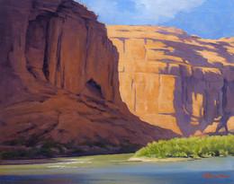Colorado River Canyon near Moab