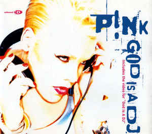 Pink-God Is A DJ