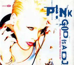 Pink-God Is A DJ