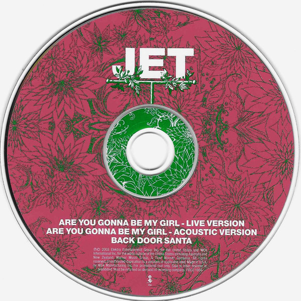 Jet-Are You Gonna Be My Girl