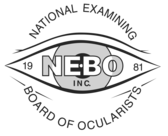 NEBO, National Examining Board of Ocularists, J. Kelley Associates, LTD