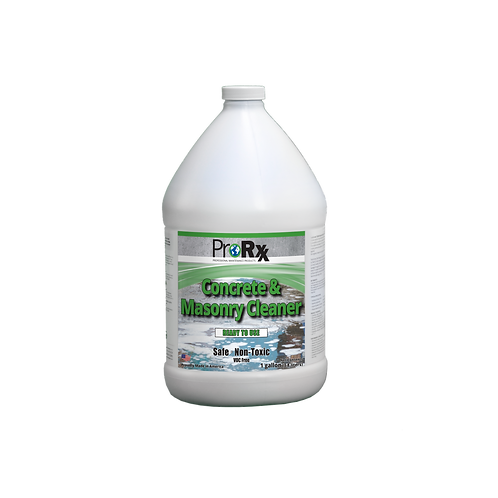 Concrete & Masonry Cleaner - 5 Gallon