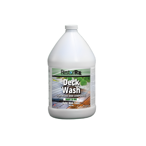 Deck Wash - 55 Gallon
