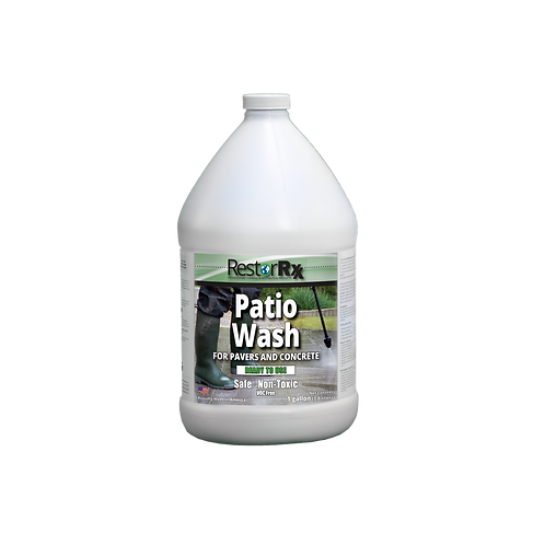 Patio Wash - 5 Gallon
