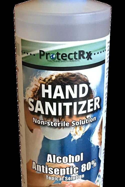 Hand Sanitizer - 8oz Bottle with Flip Top