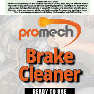 Promech All Natural Brake Cleaner - 55 Gallon