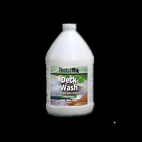 Deck Wash - 1 Gallon