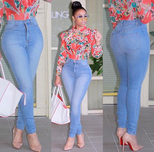 Bella Lightwash Jeans
