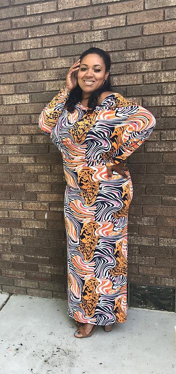 Intense Reversible Dress