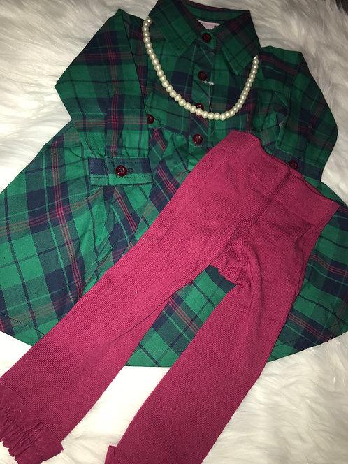 Micah Babydoll Dress