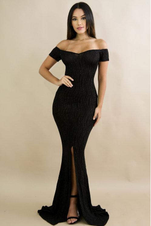 Dazzling Black dress