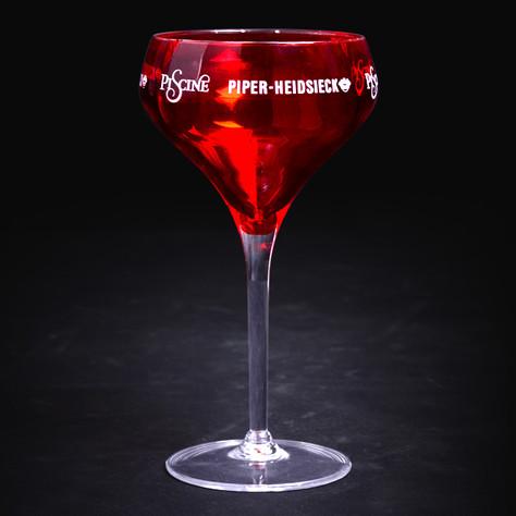 Piper-Heidsieck Pool Glass