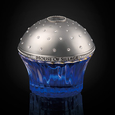 House of Sillage Cap - Blue_Silver