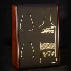 Zacapa - Z23 + 2 Glasses