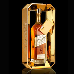 Johnnie Walker Lantern - Gold Label