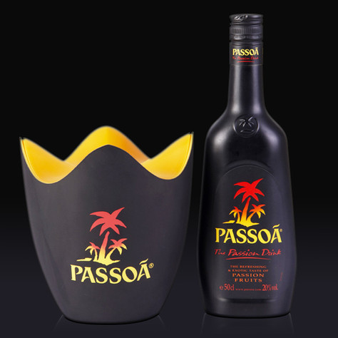 Passoa Cup - Black