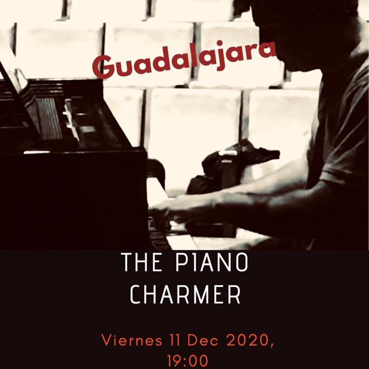 The Piano Charmer en Guadalajara (España)