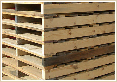 New Pallet Manufacturing