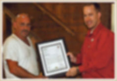 PSI Receives Safety Award