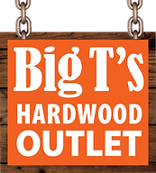 Big T's Hardwood Outlet logo