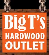 Big T's Hardwood Outlet logo