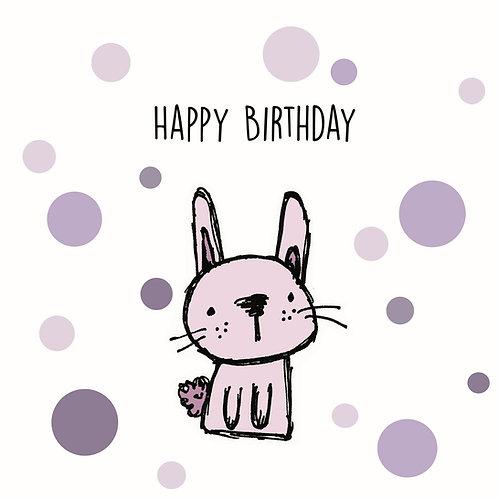 Happy Birthday - HB18-06