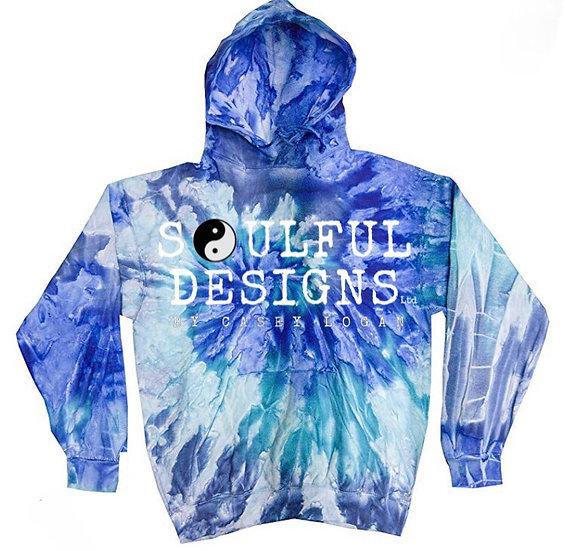 Pre-Order Ocean waves tie dye