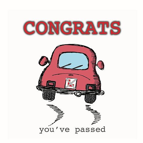 Congratulations Card - CG01