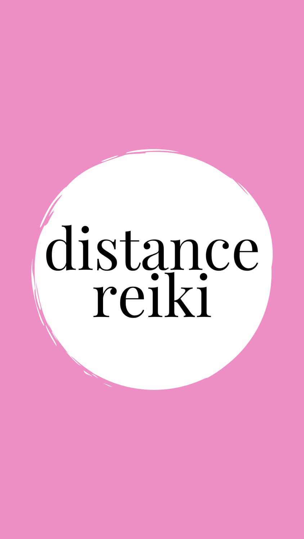 Long Distance Reiki healing session
