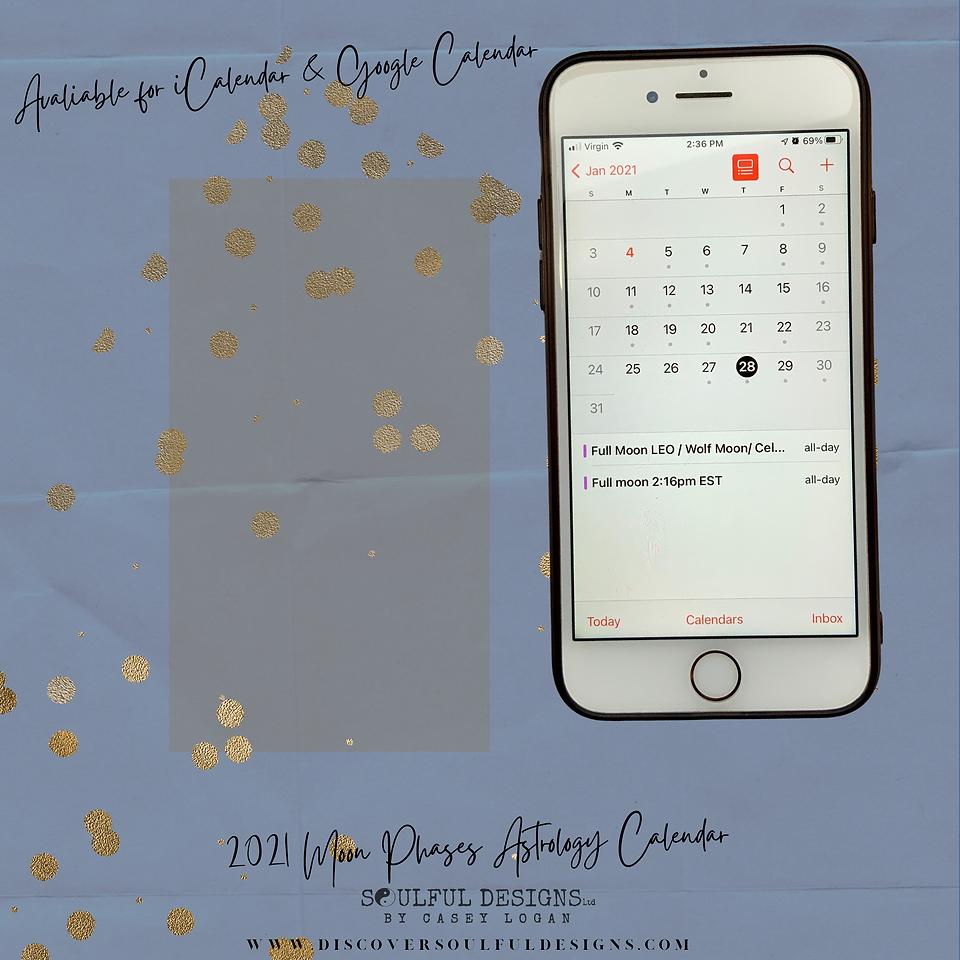Facebook Version - Astrology calendar (2