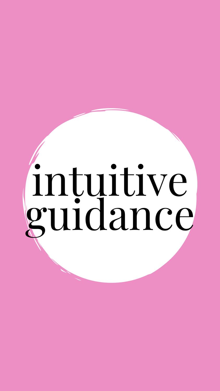 Guidance Reading