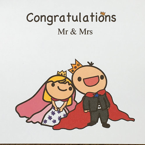 Congratulations Card-Wedding.01