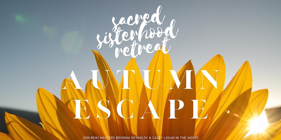 Sacred Sisterhood Retreat - Autumn Escape
