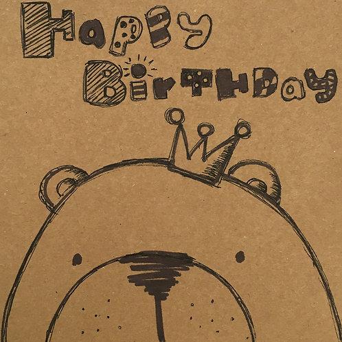 Birthday Card.62