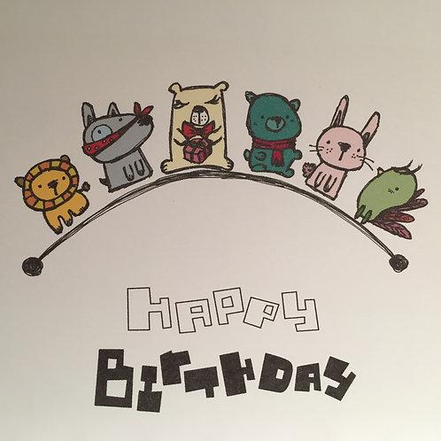 Birthday Card.52