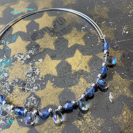 Blue Gypsy slide choker