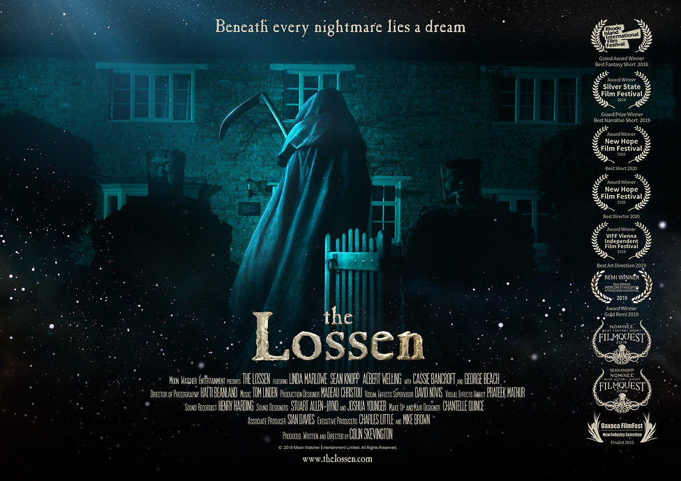 The Lossen Landscape Poster Awards 1-8-2